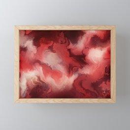 Passion play Framed Mini Art Print