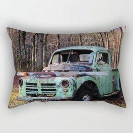 good ol' truck Rectangular Pillow