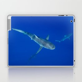 Hawaiian Shark VI Laptop & iPad Skin