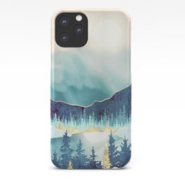 Sky Reflection iPhone Case