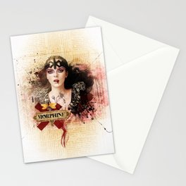 Morphine Stationery Cards