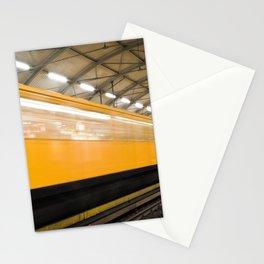 Berlin Subway Stationery Cards