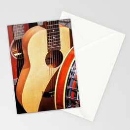 Strings Attached Stationery Cards