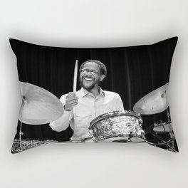 Brian Blade and the Fellowship Band. XII Panama Jazz Festival Rectangular Pillow