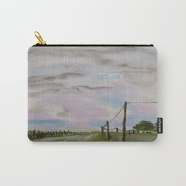Quietness Carry-All Pouch