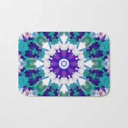 MANDALA NO. 1 #society6 Bath Mat
