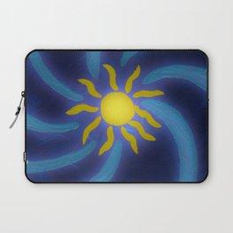 Sun Glow Laptop Sleeve