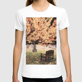 Contemplation, Open To Silence T-shirt