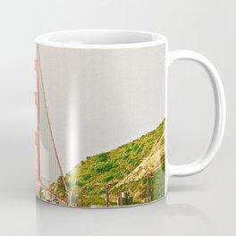 Golden Gate Bridge III Coffee Mug