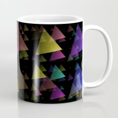 Drifting Triangles Mug