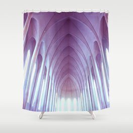 Hallgrimskirkja Shower Curtain