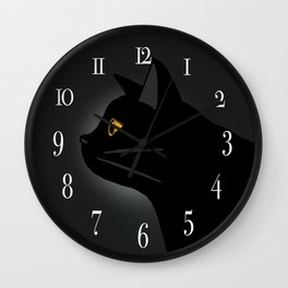 Doubt Wall Clock