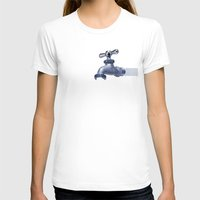 waterfall T-shirts featuring Waterfall by Shkvarok
