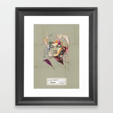Etta James - Soul Sister | Soul Brother Framed Art Print