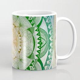 Metta Mandala, Loving Kindness Meditation Coffee Mug