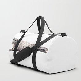 Harbour Seal Duffle Bag