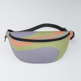 Popart pattern, modern, minimal, playful  Fanny Pack