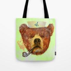 Mr.Bear Tote Bag