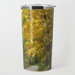 The Road Ahead Travel Mug