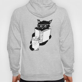 Original Coffee Cat Hoody