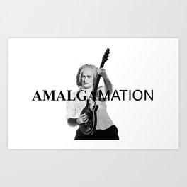 Amalgamation #3 Art Print