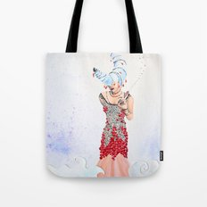 Silvermoon Tote Bag