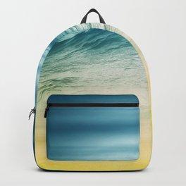 Sunset Waves Backpack