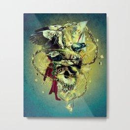 Lost In The Sea II Metal Print