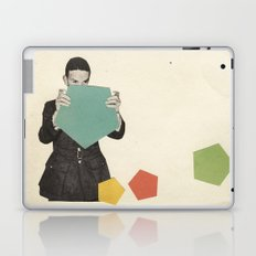 Discovering New Shapes Laptop & iPad Skin