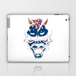 Blue Demon Laptop & iPad Skin