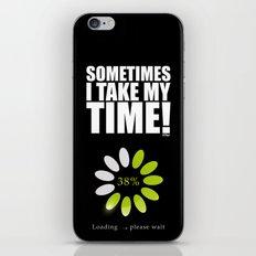 Loading iPhone & iPod Skin
