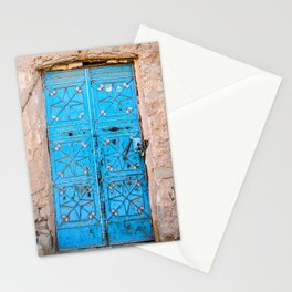 Door To The Past Stationery Cards