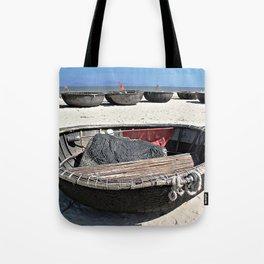 Coracles  Tote Bag