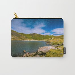 When time stops - Snowdonia, Wales Carry-All Pouch