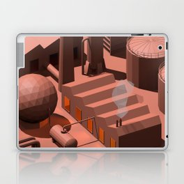 Low Poly Industry Laptop & iPad Skin