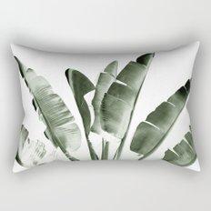 Traveler palm Rectangular Pillow