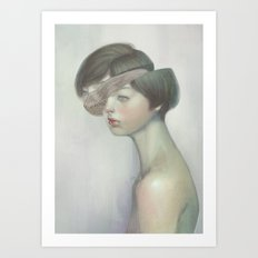Self 03 Art Print