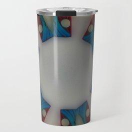 Kaleidoscope Decor 10 Travel Mug