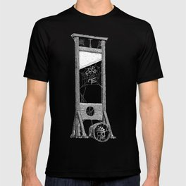 hungry guillotine T-shirt