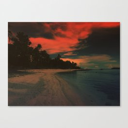 dreamscape undertone Canvas Print