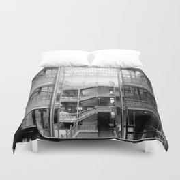 Bradbury Building, Downtown Los Angeles Duvet Cover