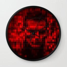 AutorreTracks - Inspired by Bez Konca Wall Clock