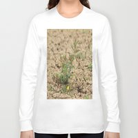 flower of life Long Sleeve T-shirts featuring LIFE  by Four Hands Art
