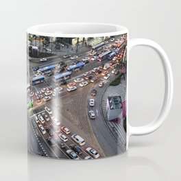 Gangnam at Rush Hour Coffee Mug