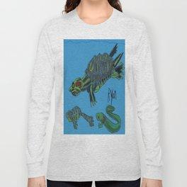 Turtle's Buddies Long Sleeve T-shirt