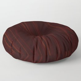 Mahogany Wood Texture Floor Pillow
