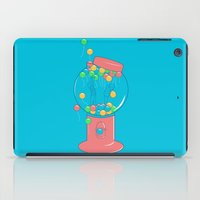 gumball iPad Cases featuring Balloon, Gumball by Ava Guerrero