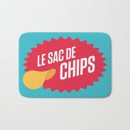 Sac de chips Bath Mat