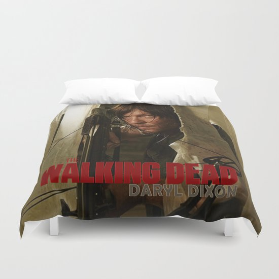 Walking Dead Queen Bed Set