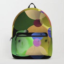Ellipses and Spheres in Black Backpack